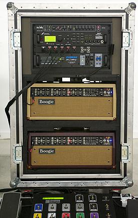 John Petrucci's Mesa/Boogie Mark V/Axe-FX Rig