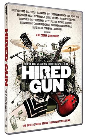Hired Gun, streaming on Netflix