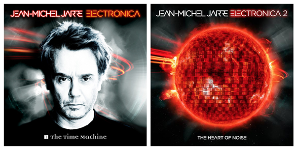 Jean-Michel Jarre Electronica Vol. 1 and 2