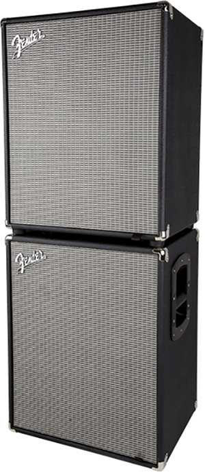 MusicPlayers.com: Reviews > Bass > Fender Rumble 500 Combo ...