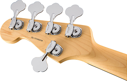 Fender American Professional Jazz V tuners