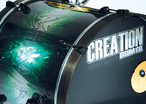 Creation Drum Kick