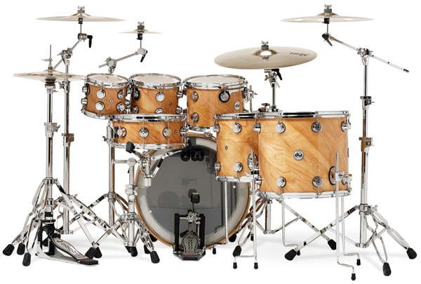 Musicplayers Com Reviews Gt Drums Gt Dw Ssc Kit