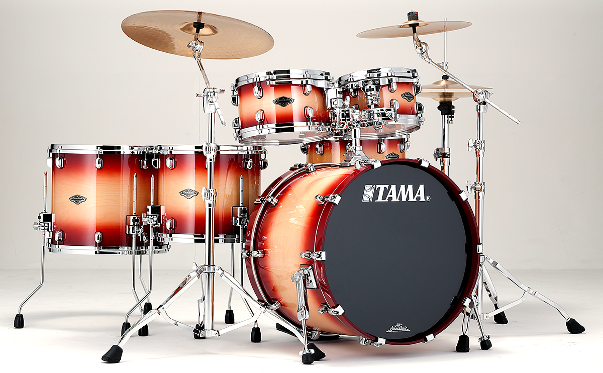 reviews drums tama starclassic performer b b hyperdrive kit. Black Bedroom Furniture Sets. Home Design Ideas