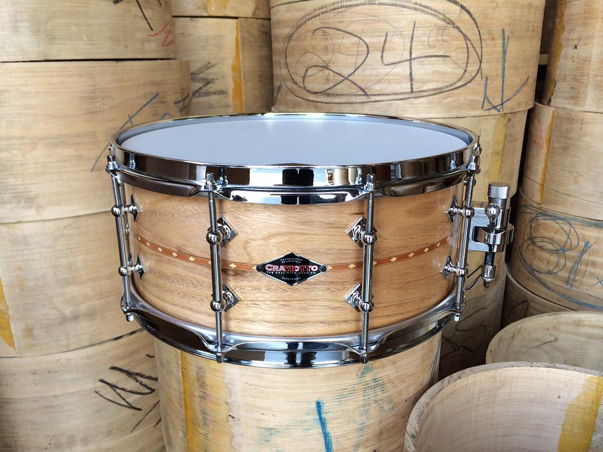 reviews drums craviotto butternut snare drum. Black Bedroom Furniture Sets. Home Design Ideas