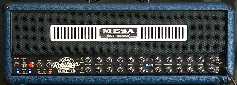 Mesa Boogie Dual Rectifier Serial Number Hookup