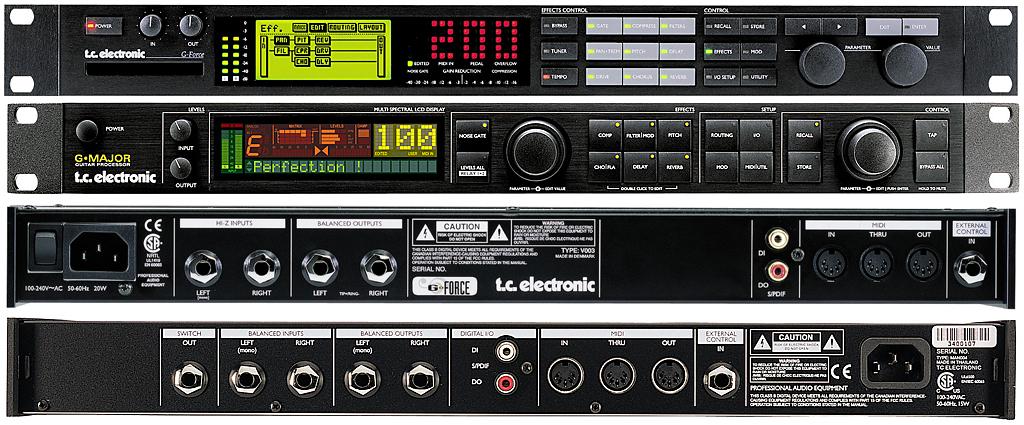 musicplayers com reviews u003e guitars u003e tc electronic g major and g force rh musicplayers com tc electronic g major manual español tc electronic g major 2 manual