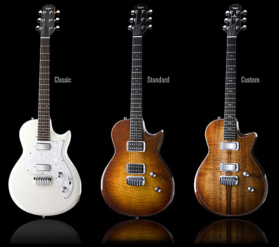 reviews guitars taylor solidbody series electric guitars. Black Bedroom Furniture Sets. Home Design Ideas