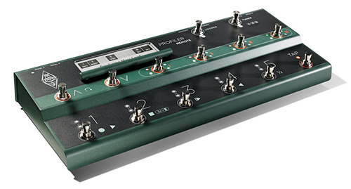 Kemper MIDI Foot Controller for the Kemper Profiling Amplifier.