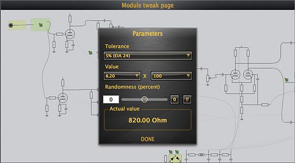 Peavey ReValver 4 amp tweaking