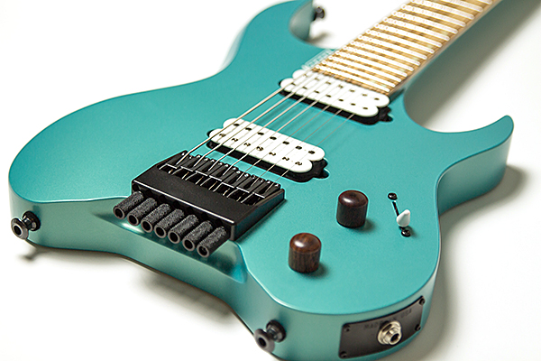 Kiesel Vader V7 guitar