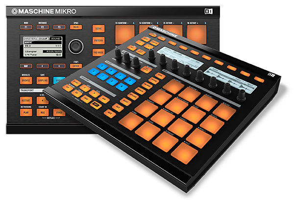reviews keyboard native instruments maschine and maschine mikro. Black Bedroom Furniture Sets. Home Design Ideas