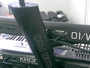 Musicplayers Com Reviews Gt Keyboard Gt K Amp M Spider Pro