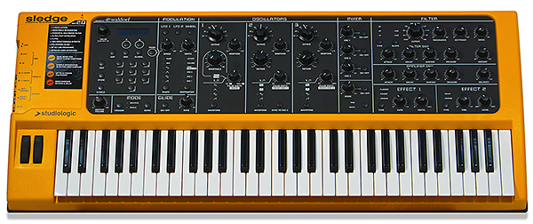 Studiologic Sledge 2 0 Review : reviews keyboard studiologic sledge 2 0 polyphonic synthesizer ~ Russianpoet.info Haus und Dekorationen