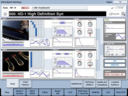 HD-1 High Definition Synthesizer