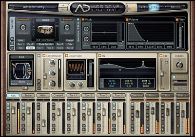 MusicPlayers com: Reviews > Recording > XLN Audio (Big Fish