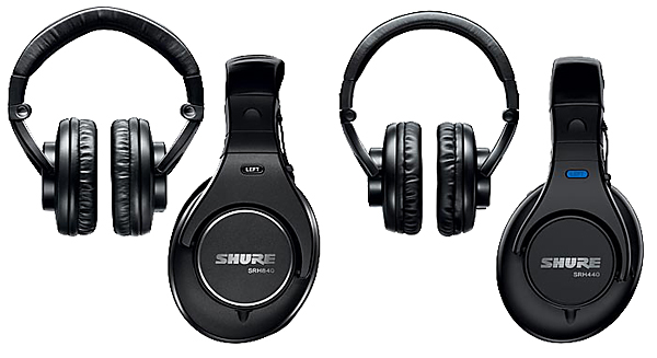 MusicPlayers.com: Reviews > Recording > Shure SRH840 and ...