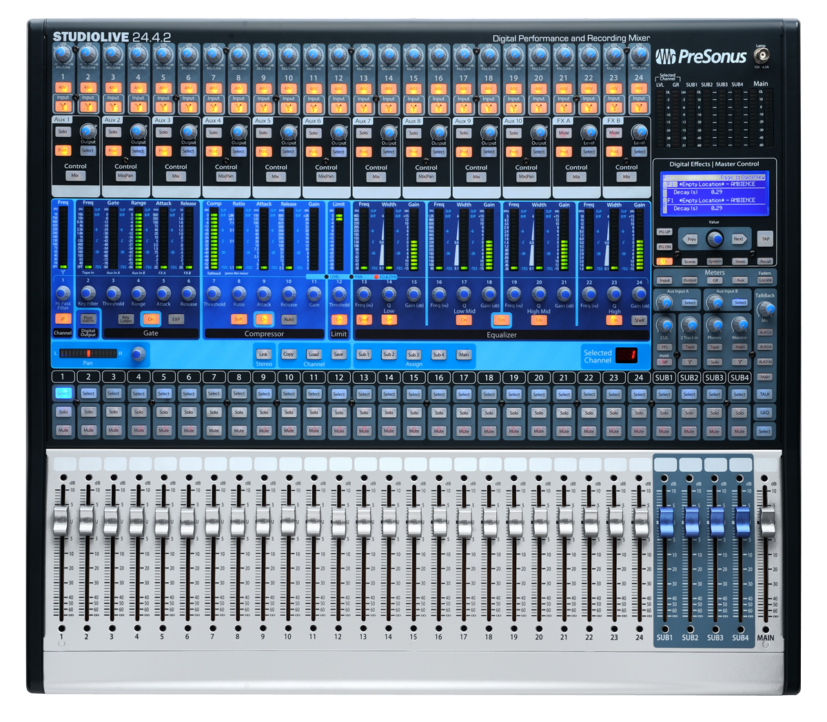 Musicplayers Com Reviews Gt Recording Gt Presonus