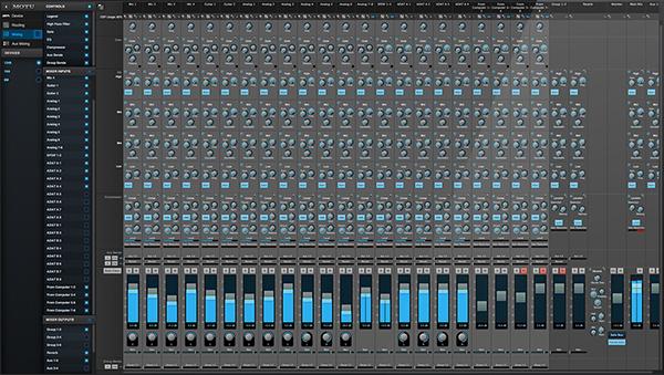 MOTU 1248 Mixer