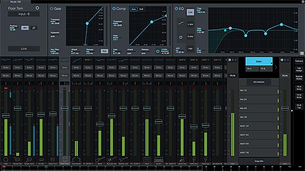 PreSonus Studio 192 Mixer