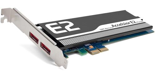 OWC Mercury Accelsior E2 PCI Express 480GB
