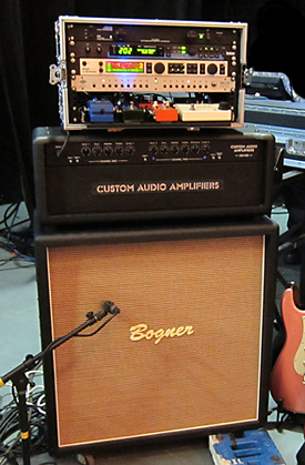 Phil Rack on Line 6 Wireless Guitar System