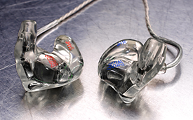 JH Audio JH16 Pro in-ear monitors feature eight drivers in each monitor!