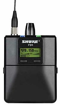 Shure P9R bodybpack receiver