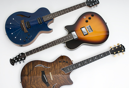 Attack of the Acoustic-Electric Hybrids: Babicz Octane, Ovation ...