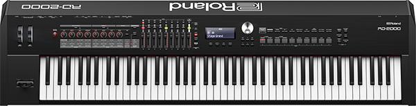Roland RD-2000 Stage Piano – MusicPlayers com