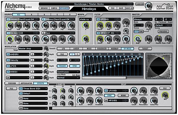 Camel Audio Alchemy 1 5 – MusicPlayers com