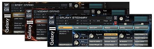 best service galaxy ii k4 steinway