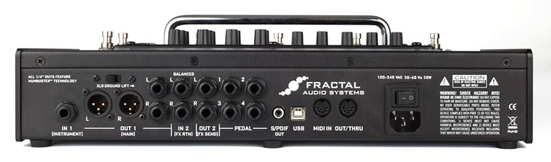 Fractal Audio AX8, Line 6 Helix Floor, and HeadRush Pedalboard