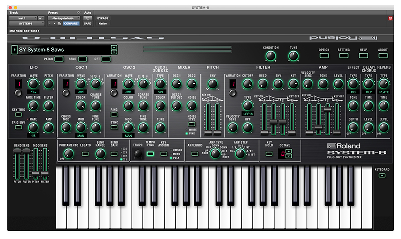 Roland Cloud 5 8 – MusicPlayers com