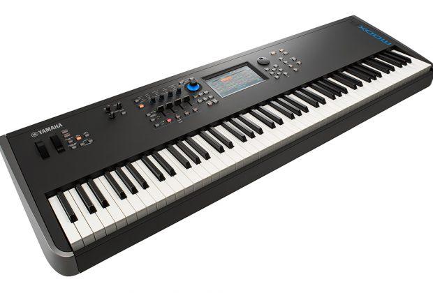 Yamaha MODX8 – MusicPlayers com