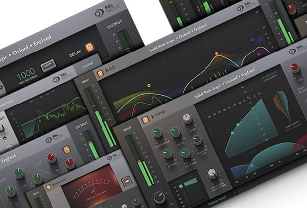 SSL Native Plug-In Collection – MusicPlayers com