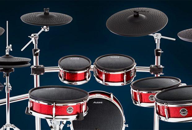 alesis strike pro electronic drums kit. Black Bedroom Furniture Sets. Home Design Ideas