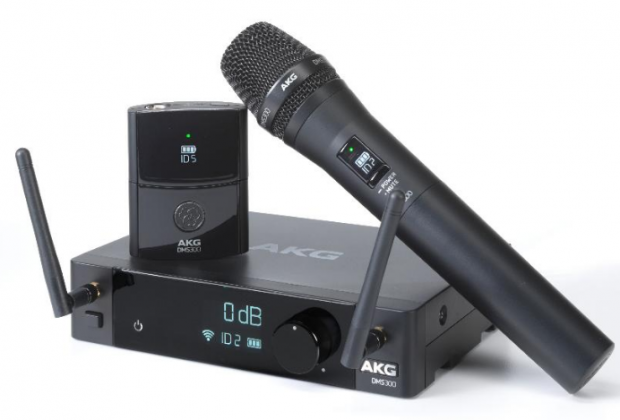 Non Muslim Perspective On The Revolution Of Imam Hussain: AKG DMS Series Secure Digital Wireless Systems Unveiled At