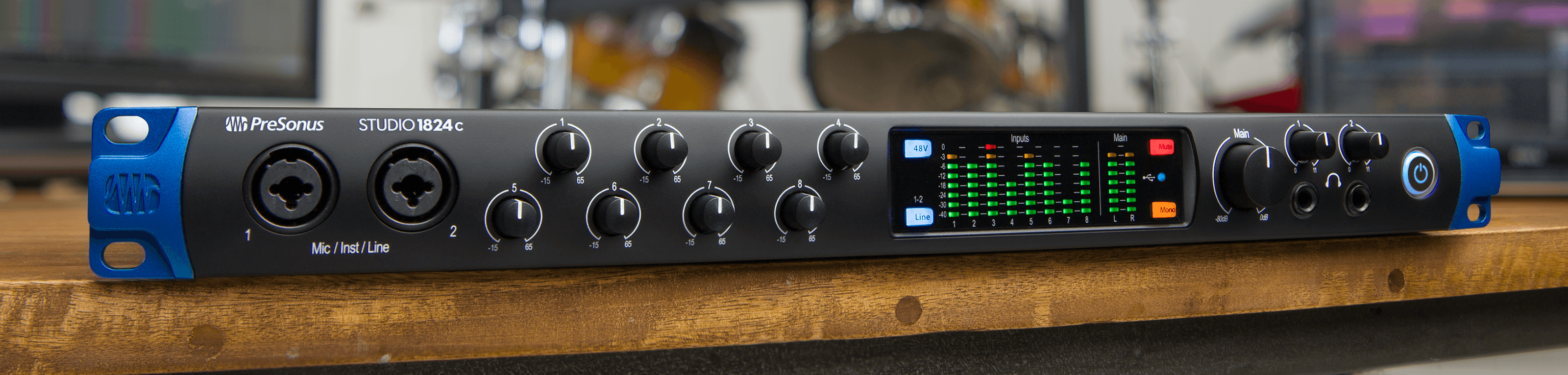 Usb C Audio Interface 2019 : presonus introduces studio series usb c audio interfaces ~ Hamham.info Haus und Dekorationen
