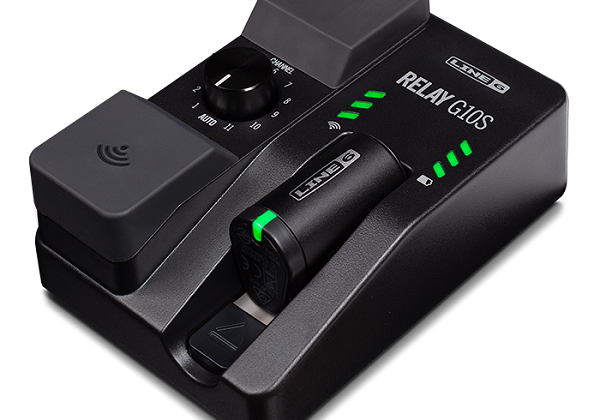 line 6 introduces relay g10s digital guitar wireless system. Black Bedroom Furniture Sets. Home Design Ideas