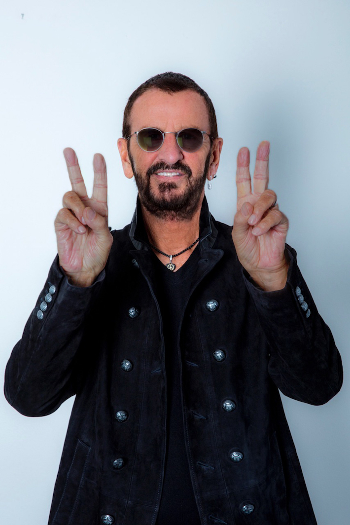 sir ringo starr announces additional shows for 30th anniversary all starr band tour 1989 2019. Black Bedroom Furniture Sets. Home Design Ideas