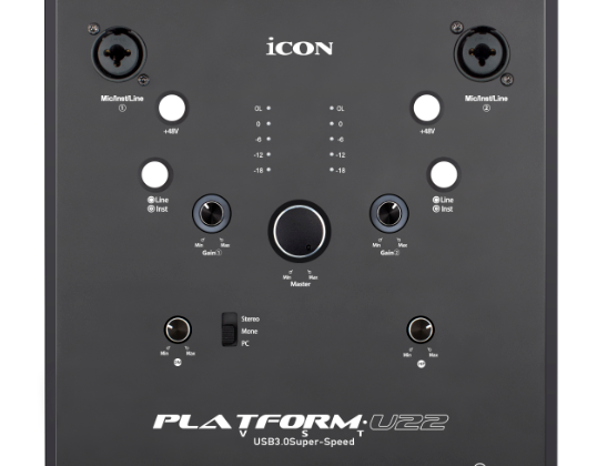 iCON Pro Audio advances modular MIDI/audio control concept with