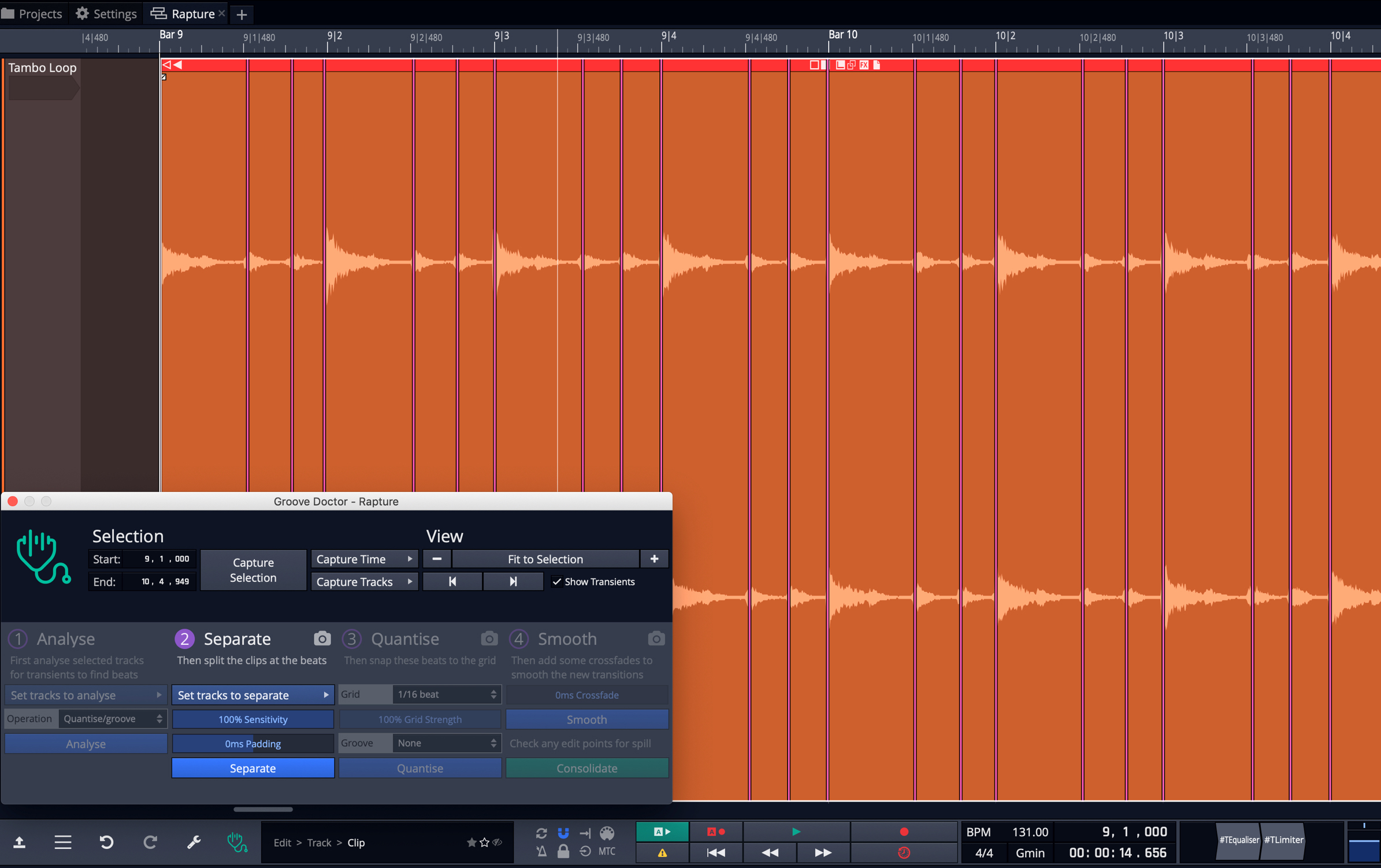 Tracktion Launch Waveform 10 – MusicPlayers com