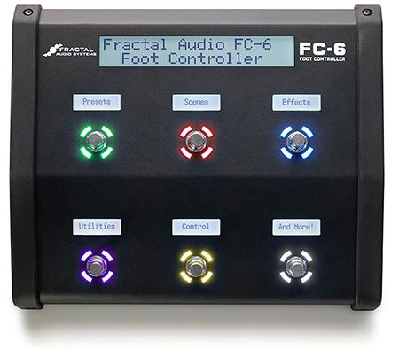 Fractal Audio Axe-Fx III Preamp/Effects Processor – MusicPlayers com