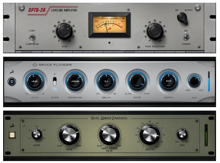Antelope Audio announces availability of three new Synergy