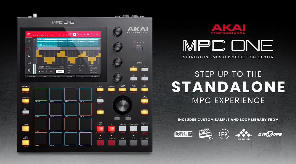 Image result for akai mpc one banner