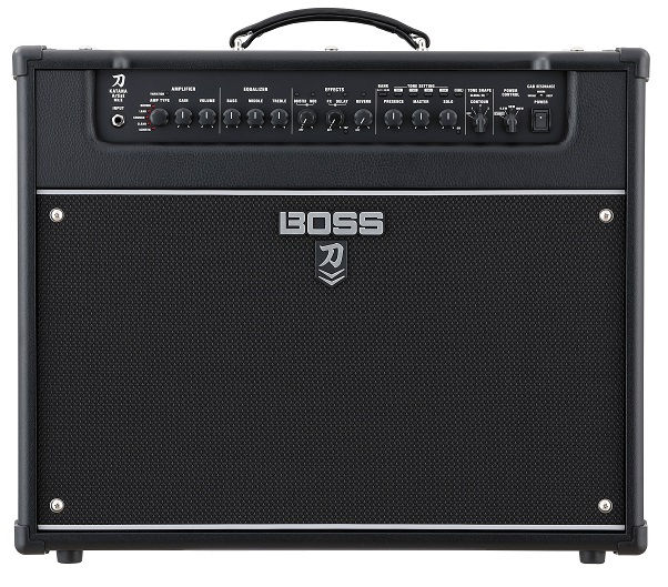 Katana-Artist MkII Guitar Amplifier shown by BOSS 4