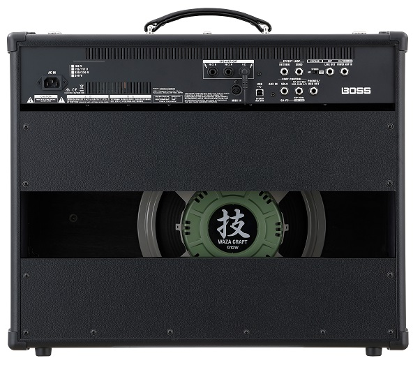 Katana-Artist MkII Guitar Amplifier shown by BOSS 5